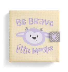 demdaco Little Monster Soft Book