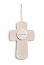 Bless This Child Cross w/ Medallion