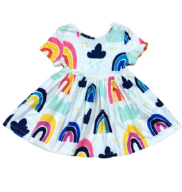 Mila & Rose Rainy Day Twirl Dress