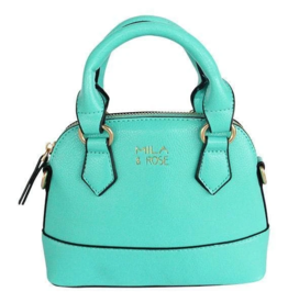 Mila & Rose Mermaid Green Girl's Purse