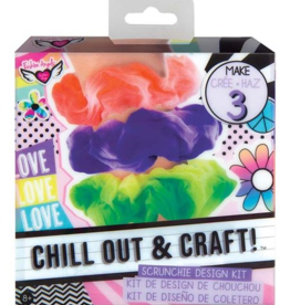 Fashion Angels Chill Out & Craft Scrunchie Designs Kit