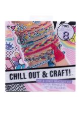 Chill Out & Craft Mix & Stack Bracelets Kit