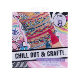 Fashion Angels Chill Out & Craft Mix & Stack Bracelets Kit