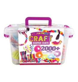 Fashion Angels My Jam Packed Craft Keeper Crate