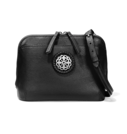 Brighton Fillipa Domed Organizer - Black