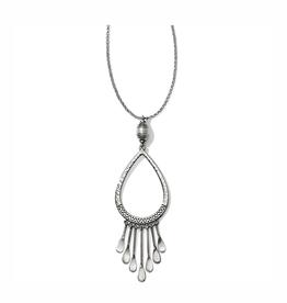 Brighton Marrakesh Oasis Long Necklace - Silver