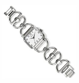 Brighton Montecito Watch - Silver
