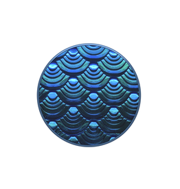 PopSockets PopSockets PopGrip - Iridescent Mermaid Waves