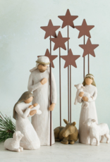 willow tree Metal Star Backdrop - 26007