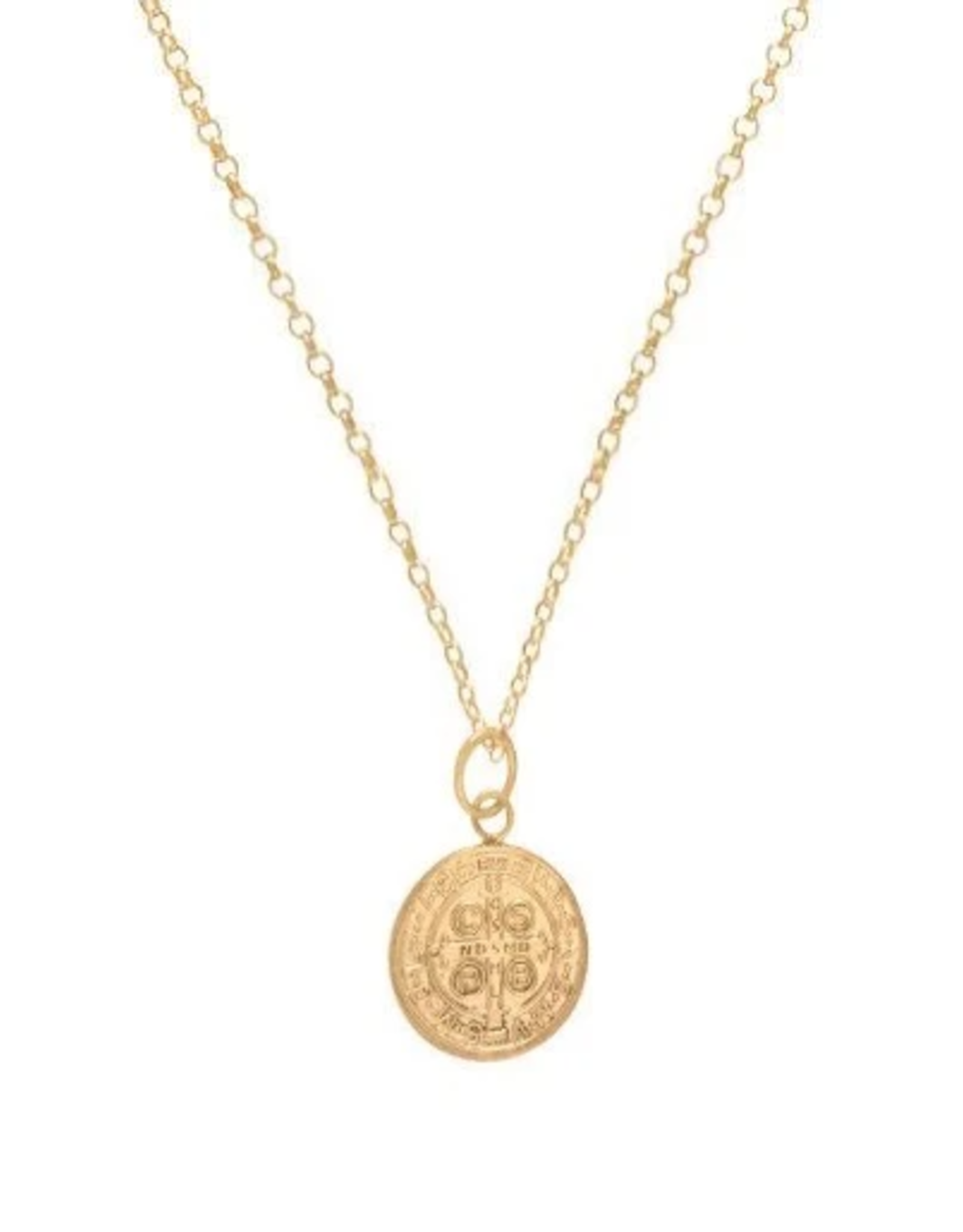 "enewton design Blessing Small 16"" Necklace Gold"