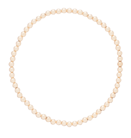enewton design Classic Gold 3mm Bead Bracelet