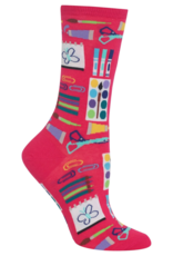 Art Supplies Women's Socks