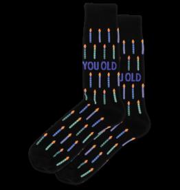 Hot Sox Co. You Old Men Sock