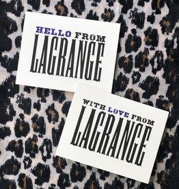 Hello From La Grange Box Set