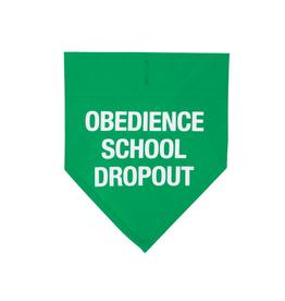 About Face Designs Obedience School Dropout Bandana