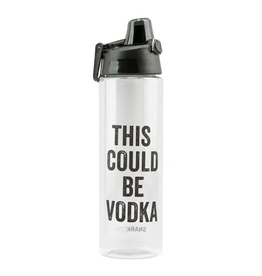 Water Bottle Could Be Vodka