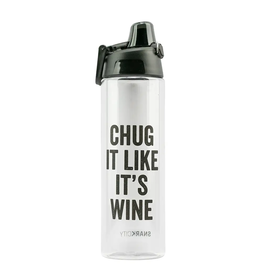 snark city Water Bottle Like its Wine