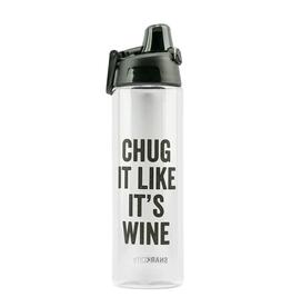Water Bottle Like its Wine