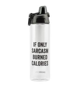 Water Bottle Sarcasm Burned