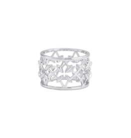 Natalie Wood Designs Believer Ring - Silver