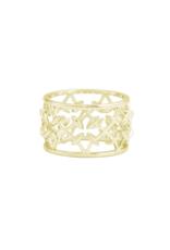 Natalie Wood Designs Believer Ring - Gold