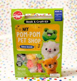 Klutz My Pom Pom Pet Shop