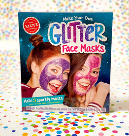 Glitter Face Masks