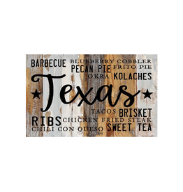 sweet bird and co Texas Foodie Sign