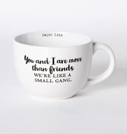 sweet bird and co You and I Small Gang 24oz Mug