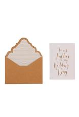 To My Parents - Wedding Notecard Set