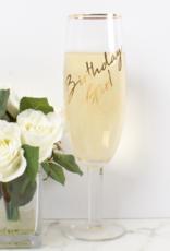 30oz BDay Champagne Glass