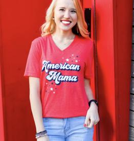 Jadelynn Brooke American Mama Tee