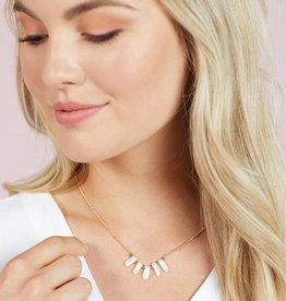 Mudpie Pearl Necklace (3 Styles)