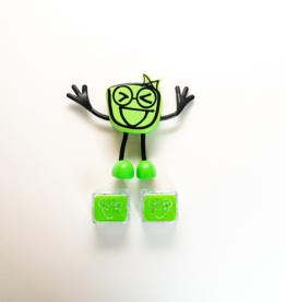 Pippa - Green Glo Pal Sensory Toy