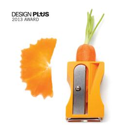 Monkey Business Design USA LLC Karoto Sharpener & Peeler - Asst Colors