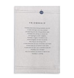 Friendship Tea Towel