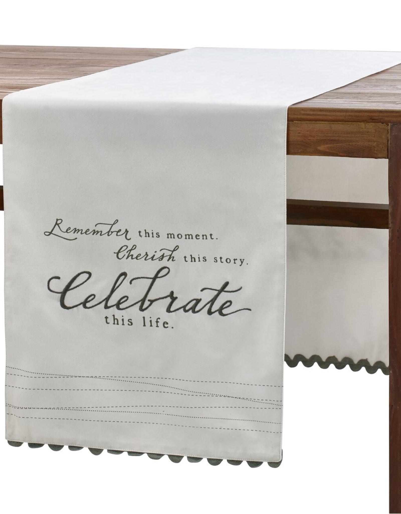 Celebrate Table Runner