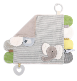 Activity Blanket - Elephant