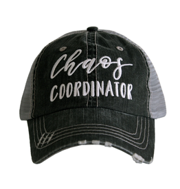 Chaos Coordinator Trucker Hat - Grey