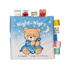 Starry Night Teddy Soft Book