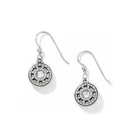 Brighton Illumina French Wire Earrings - Silver