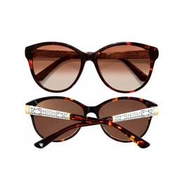 Brighton Mamma Mia Sunglasses - Tortoise