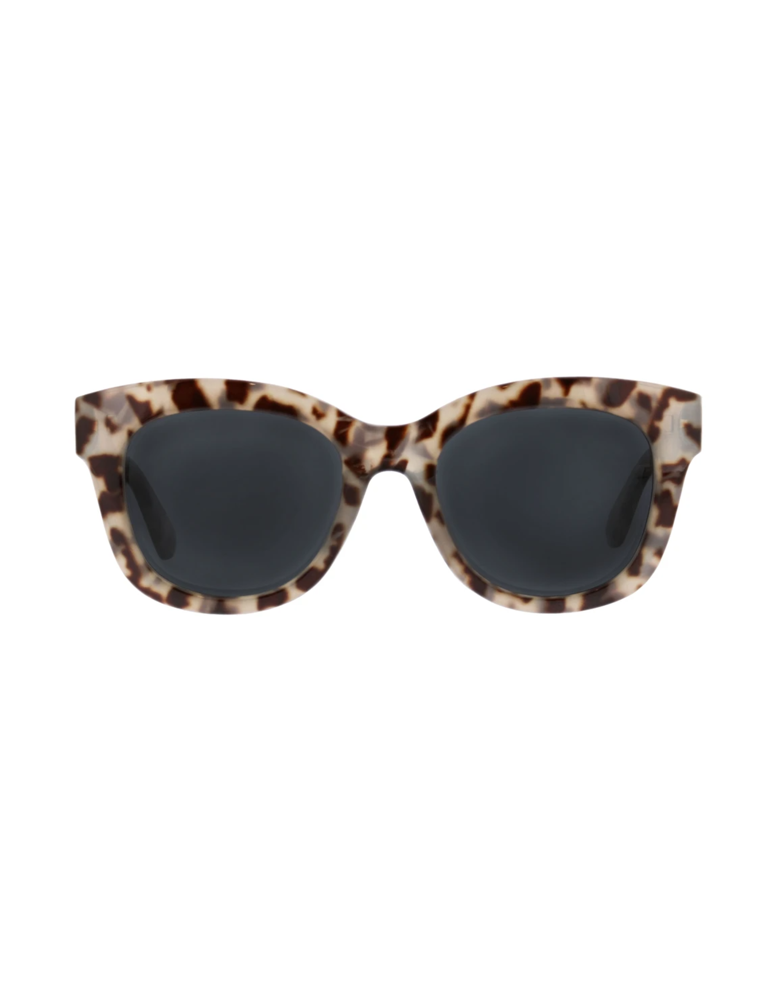 Peepers Center Stage Sunglasses - Gray Tortoise