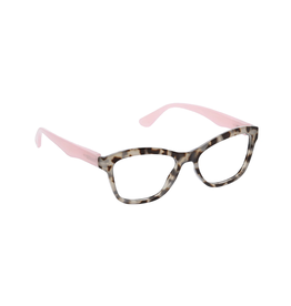 Peepers Pebble Cove - Gray Tortoise/Pink