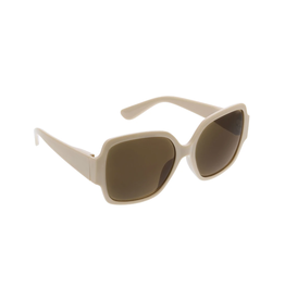 Peepers Carmen Sunglasses - Taupe