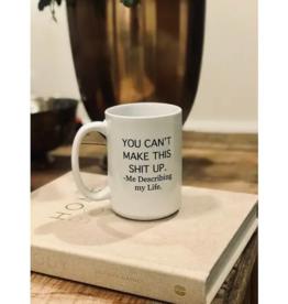 Describing My Life Mug