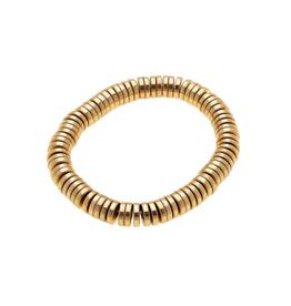 Emberly Gold Polymer Bracelet