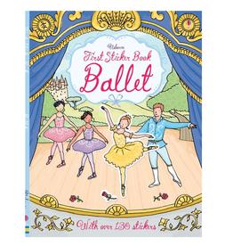 EDC Publishing First Sticker Book Ballet Recital
