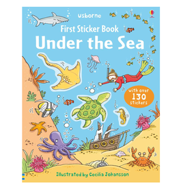 EDC Publishing First Sticker Book Under the Sea
