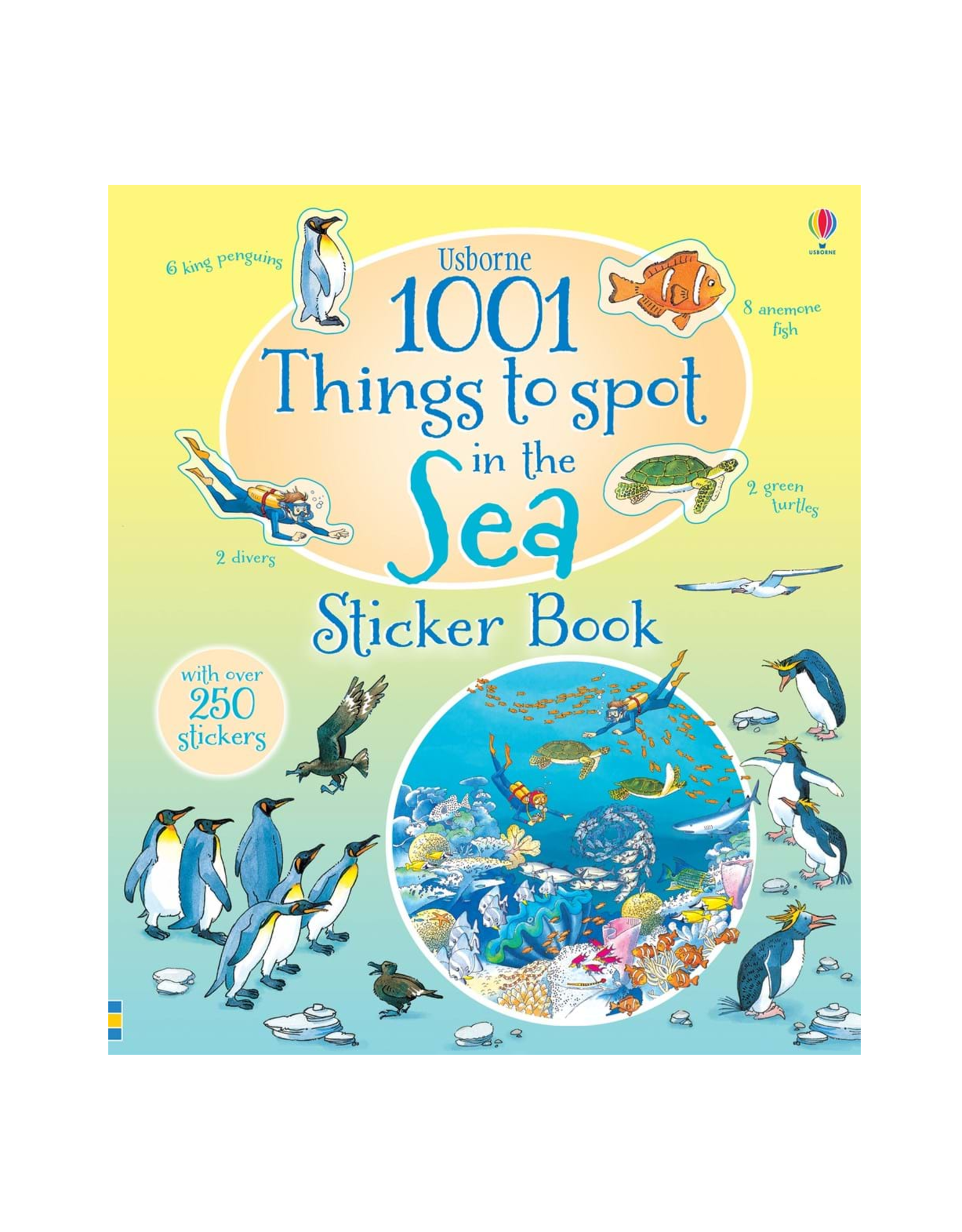 EDC Publishing 1001 Things to Spot In The Sea